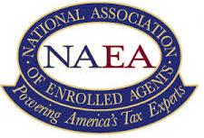 Enrolled Agent NAEA Logo